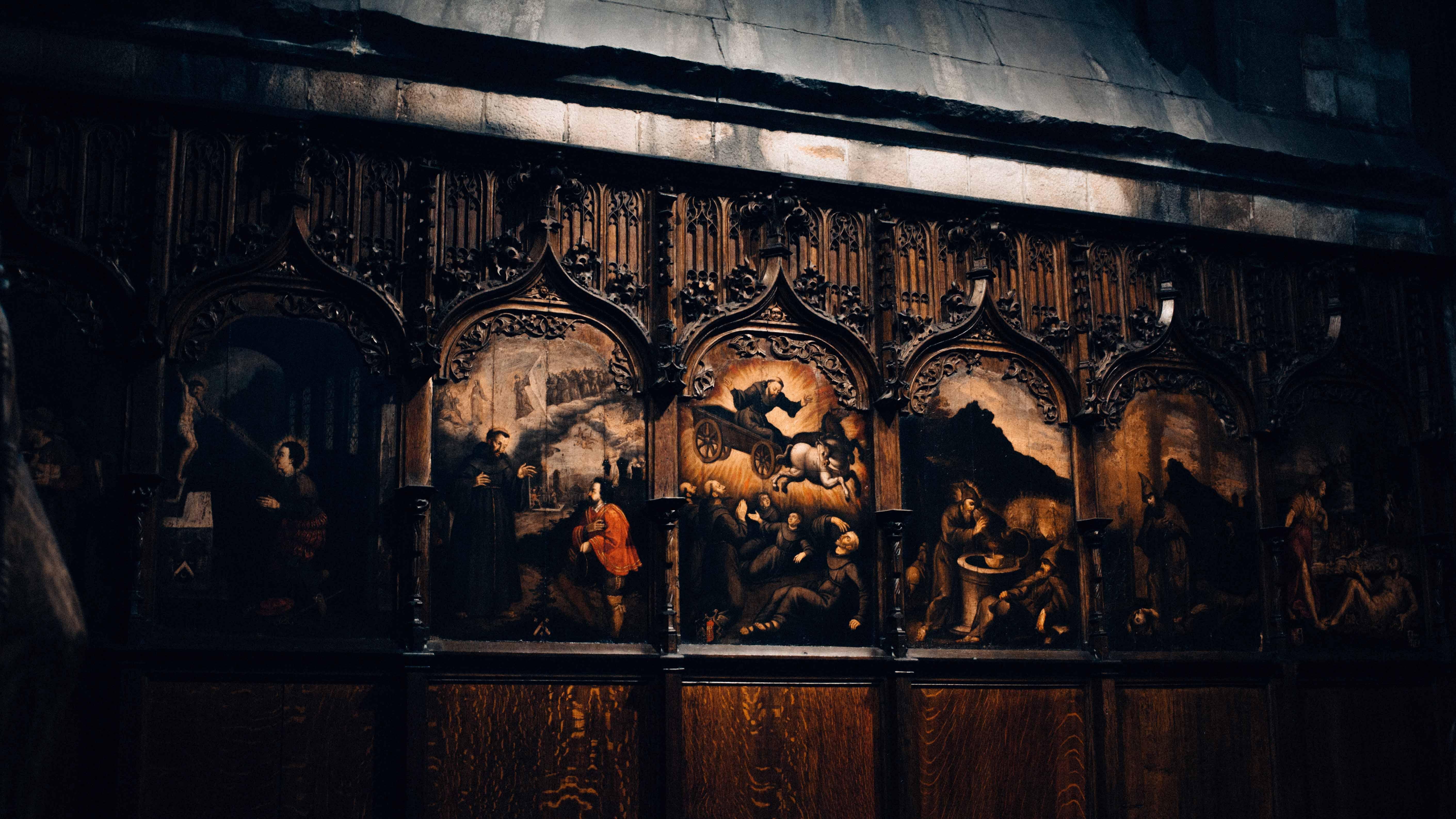 Sainte waudru mons
