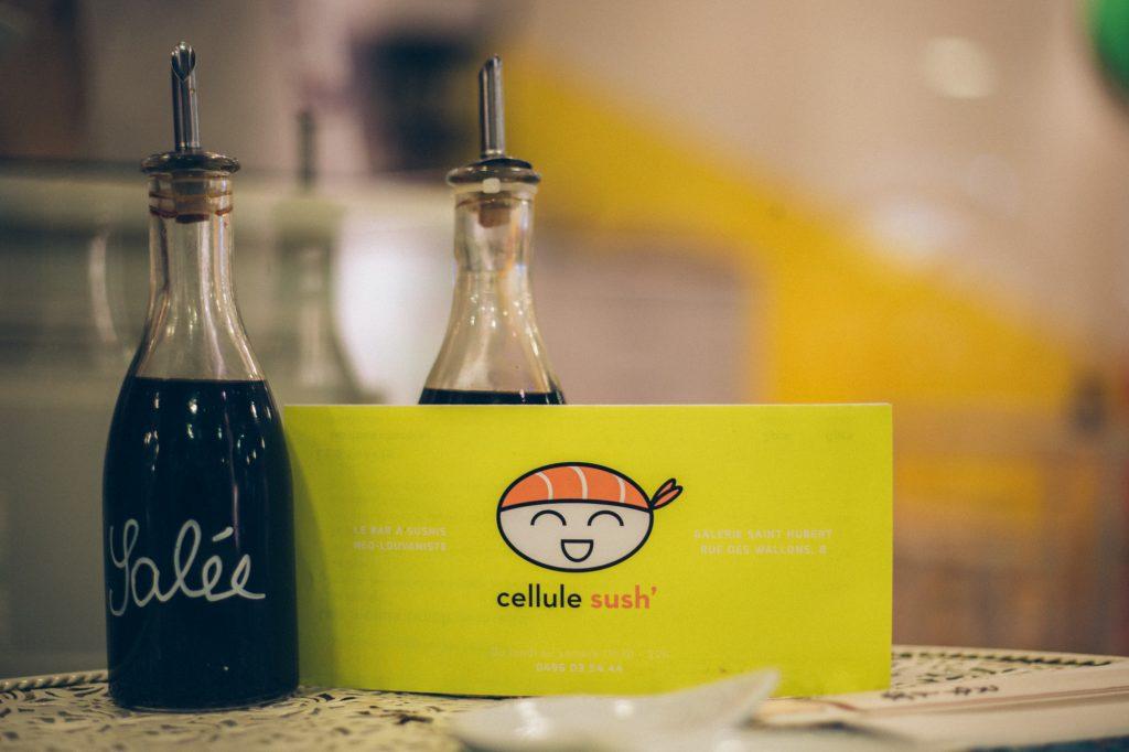 Cellule sush' - accalmie studio