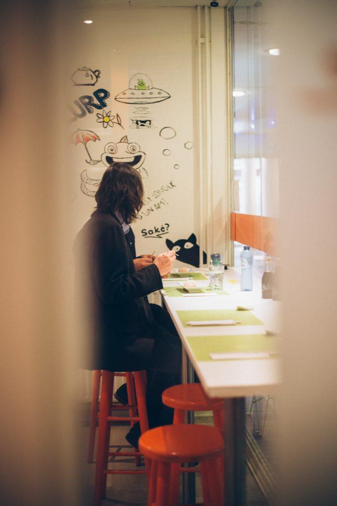 Cellule sush' - sushis - accalmie studio