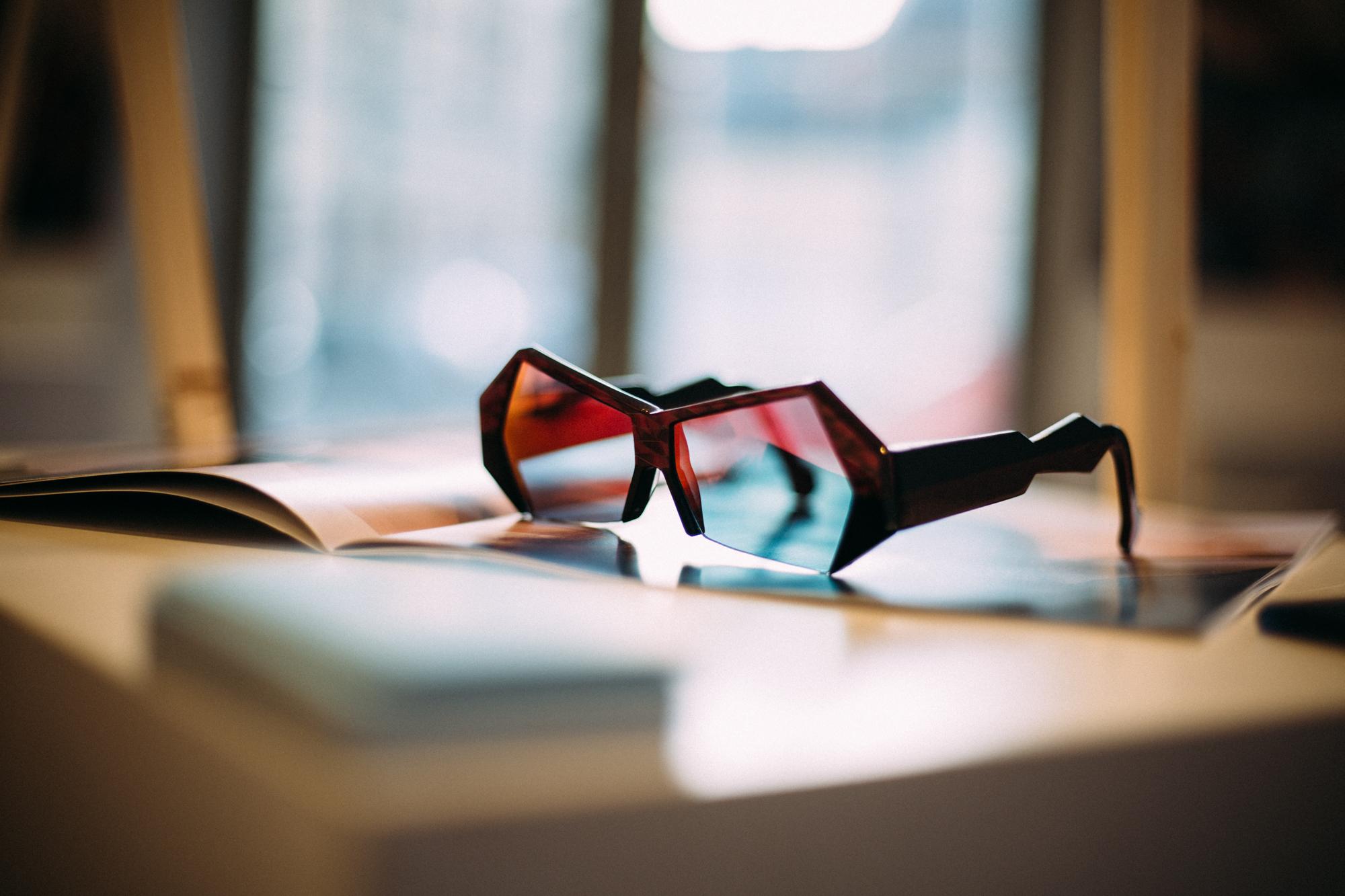 Les lunettes de Célia