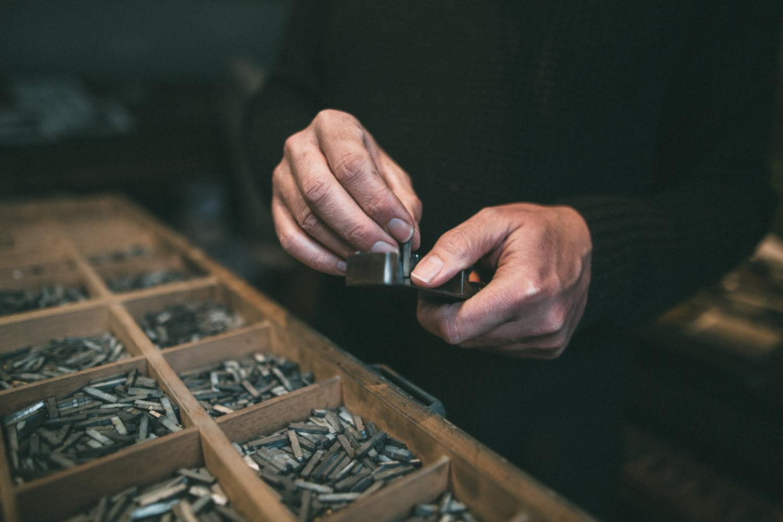 accalmie studio chiffon d'encre xavier michel