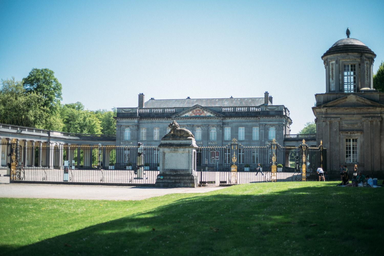 accalmiestudio château de Seneffe