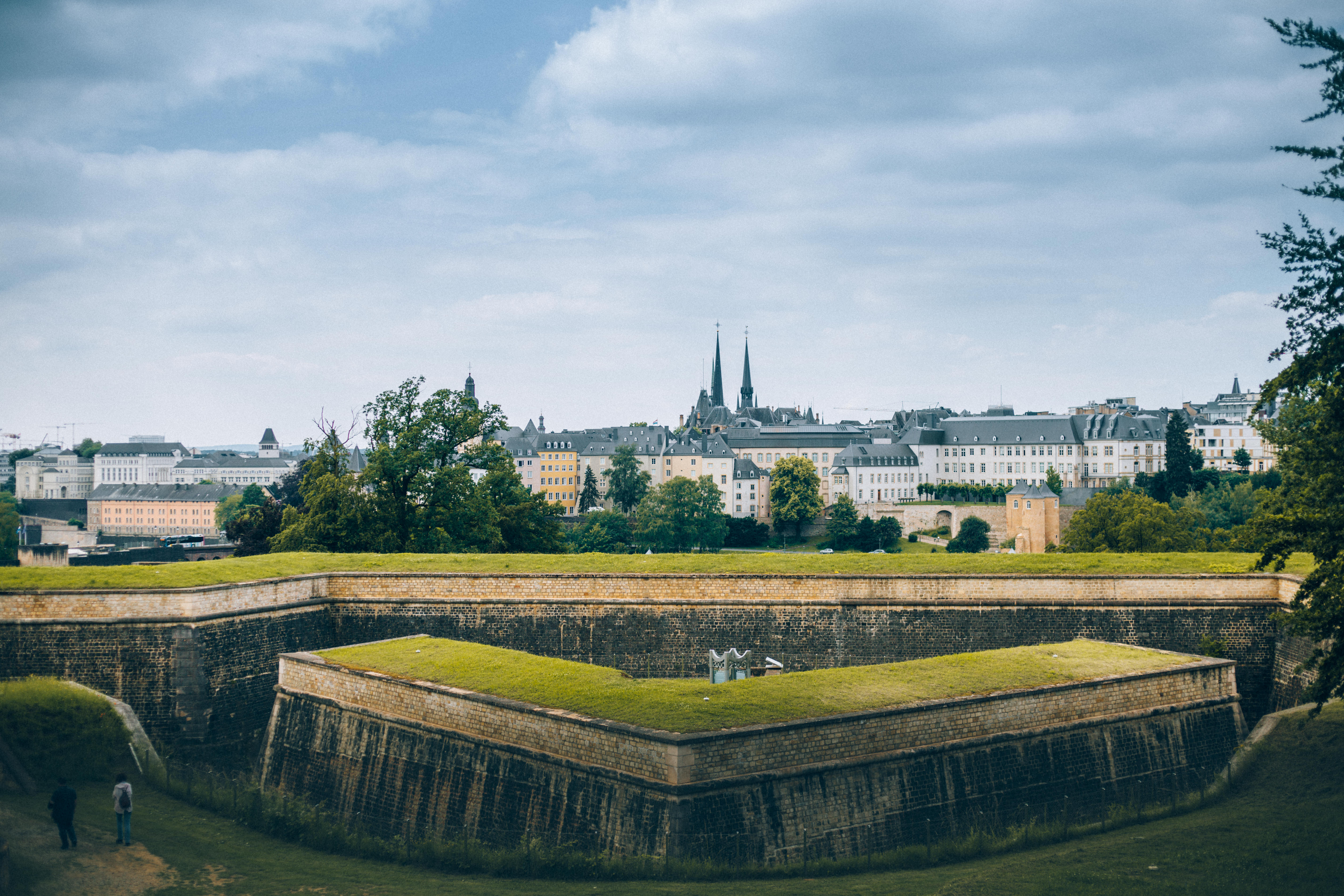 Ballade à Luxembourg
