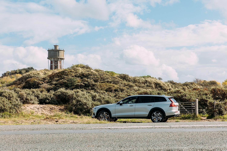 Volvo - V60 Cross country - Zwin - Belgique