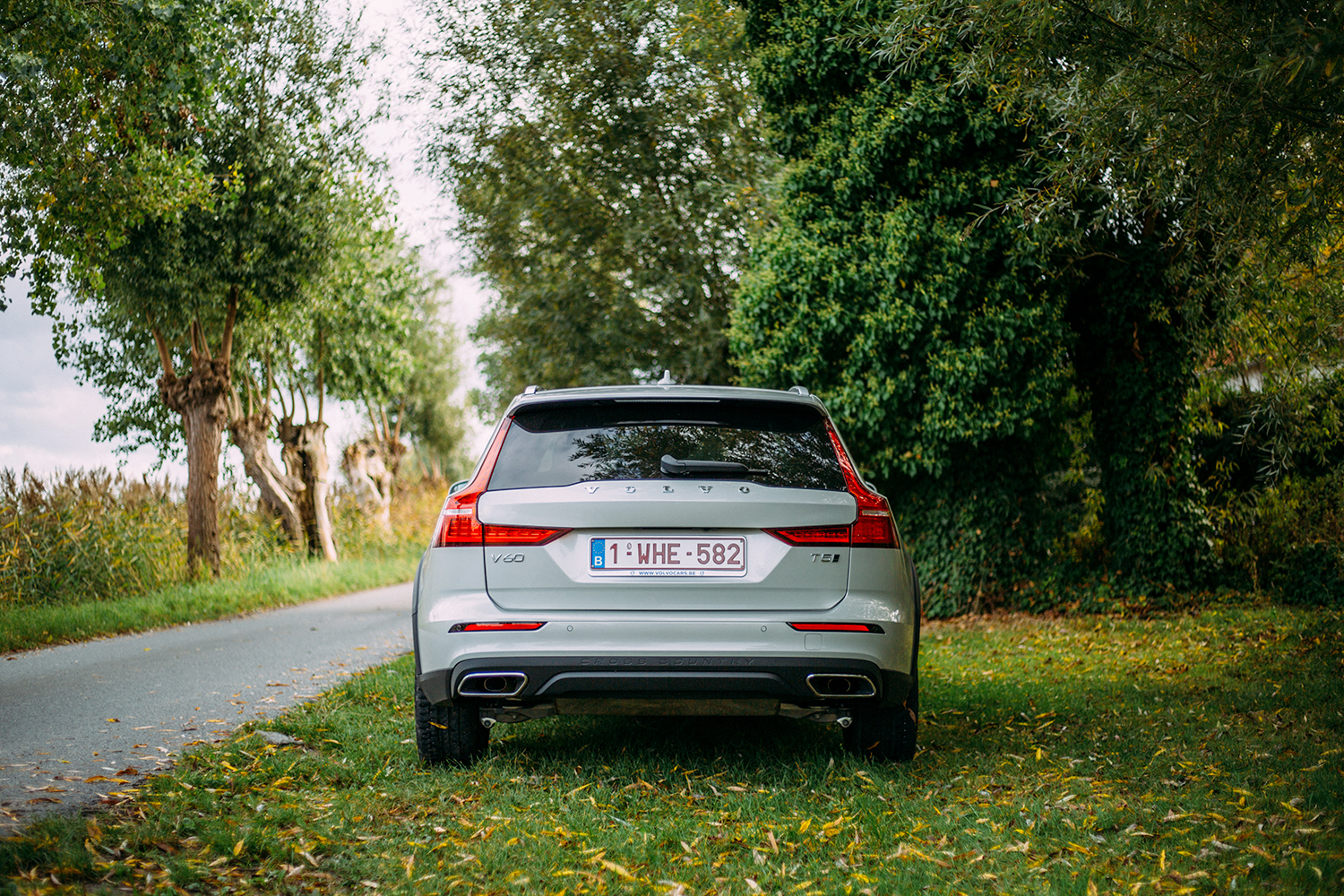 Volvo - V60 Cross country - Zwin - Belgique