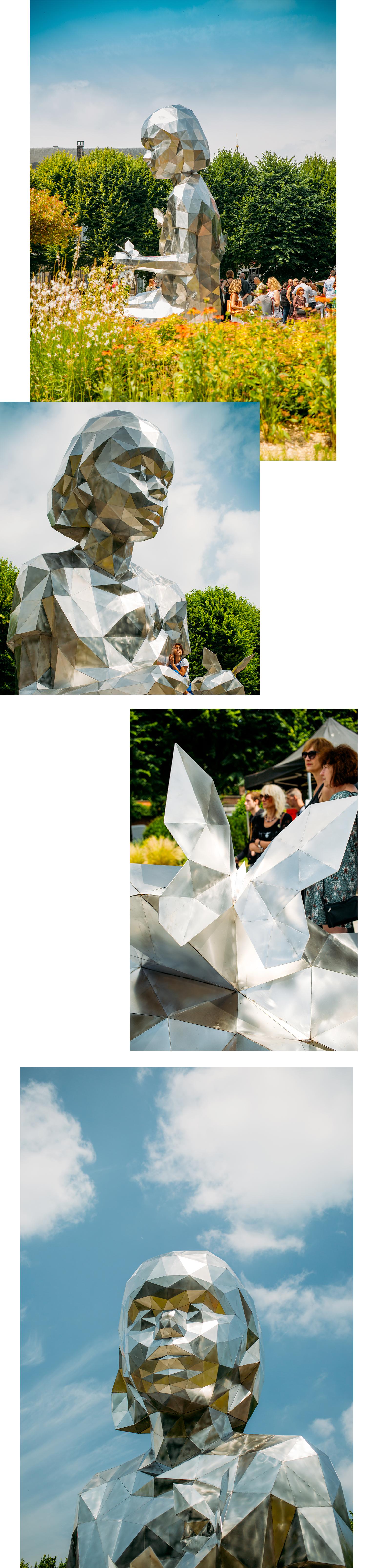 Lucie et les Papillons – Fondation Mons 2025