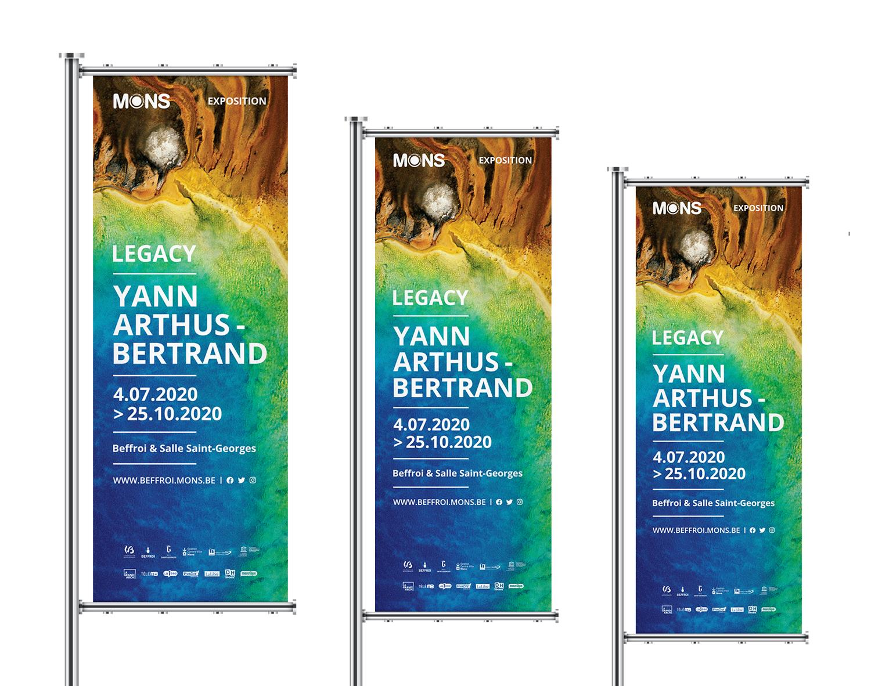 Yann Arthus-Bertrand-Expositions LEGACY